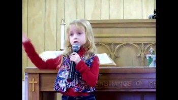 God Bless America - Beautiful Child Singer