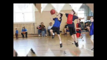 Upward Sports Basketball League - Prague 2011