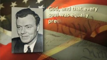 Peter Marshall on His Personal Christian Heritage