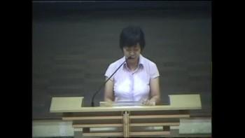 Kei To Mongkok Church Sunday Service 2011.07.03 Part 1/3