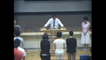 Kei To Mongkok Church Sunday Service 2011.07.03 Part 3/3