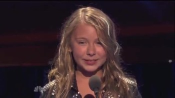 Incredible Child Singer - Anna Graceman