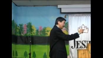 Pastor Preaching - July 10, 2011