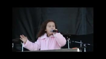 Rhema's 3rd Album-Believe - 8 yr Old Gospel Singer