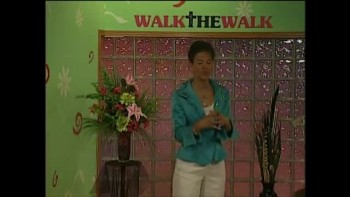 Walk the Walk with Ramona Wink-Live a Life of Influence Pt.1-7-20-2011
