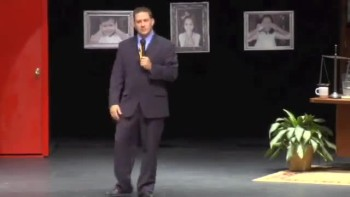 Cajun Comedy - Jonathan Perry -- Lunch with Governor