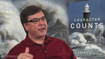 Christianity.com: Charles Dyer on the power of personal integrity