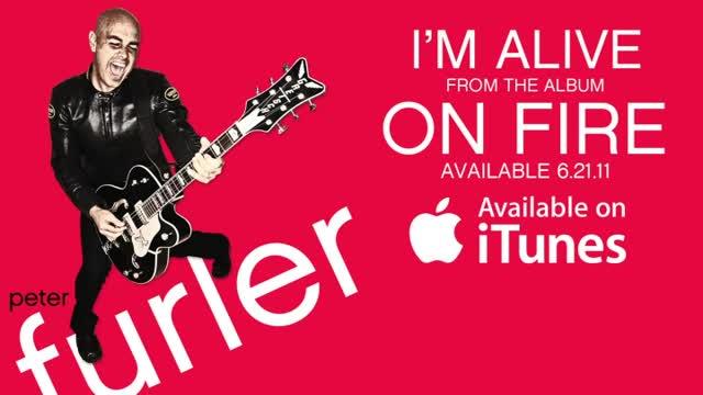 Peter Furler - I'm Alive (Slideshow with Lyrics)