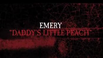Emery - Daddy's Little Peach (Slideshow with Lyrics)