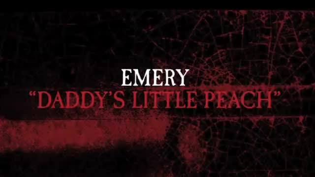 Emery - Daddy's Little Peach (Slideshow with Lyrics)
