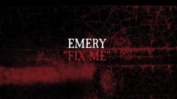 Emery - Fix Me (Slideshow with Lyrics)
