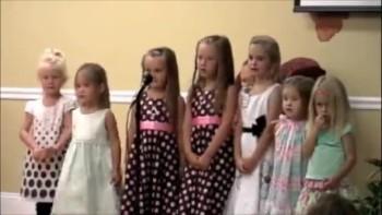 Little Ladies for Jesus - glenwood springs baptist church