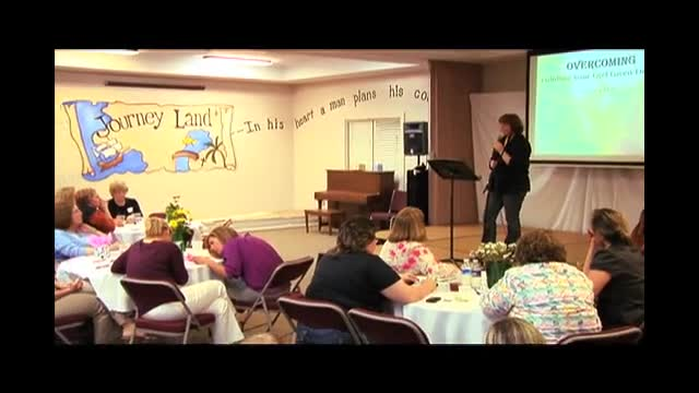 Overcoming - Fulfilling Your God Given Destiny - promotional - Ministry  Videos