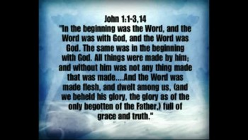 Do Mormons Believe the Bible, Genesis 1:1