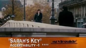 SARAH'S KEY review