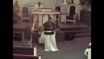 Temple Of Faith Praise Dancer