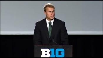 Kirk Cousins Speech from B1G media day