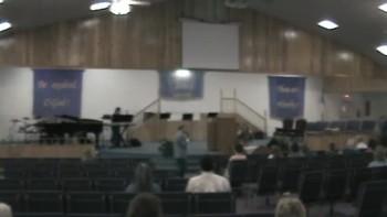 Joe Holmes church of god