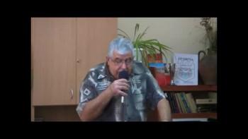Пастор  Фахри  Тахиров  -  Ако сме умрели с Христа , вярваме , че ще и да живеем с Него