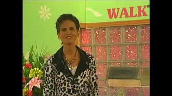 Walk the Walk with Ramona Wink-Slay Your Giants With Prayer!-8-10-2011