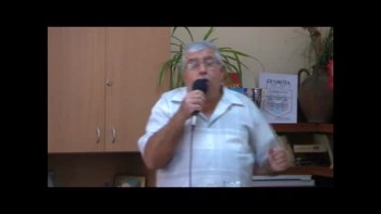 Пастор Фахри Тахиров - Не се одумвайте един друг , братя ...