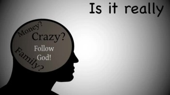 In Your Head (Following God)