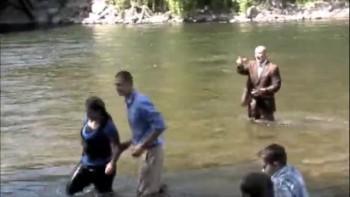 Adult Baptism Glenwood Springs Baptist Church