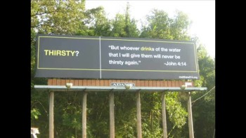 2010 Matthew 5:14 Billboards