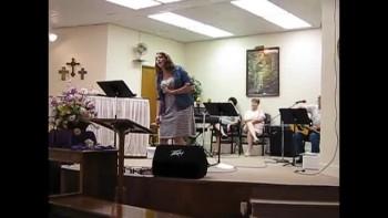 Singing for Jesus
