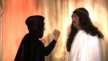 'Satan vs Jesus' - You don't want those people!