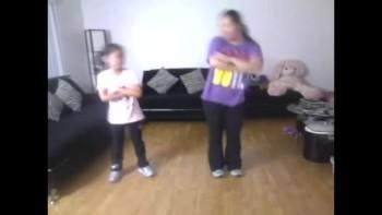 DANCE : GOOD MORNING BY MANDISA