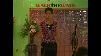 Walk the Walk with Ramona Wink-PRAY Like JESUS!