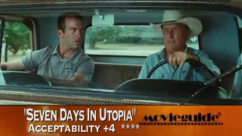 SEVEN DAYS IN UTOPIA review