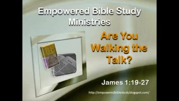 Are You Walking the Talk?