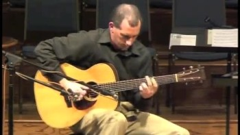 Holy, Holy, Holy -Solo Acoustic Guitar