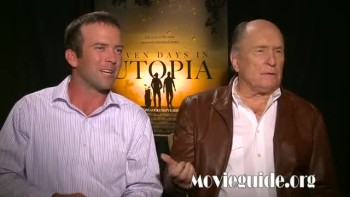 SEVEN DAYS IN UTOPIA interview A