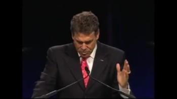 Gov Rick Perry's Prayer at The Response Rally