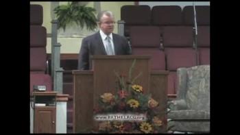 Bethel Baptist Greenfield, IN_September 11, 2011_PM