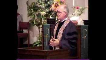 Thoburn United Methodist Church September 18, 2011 Sermon
