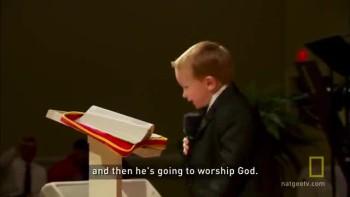 Kanon Tipton - Baby Preacher