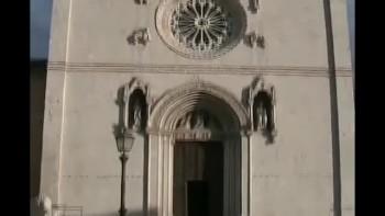 Monastery of St. Benedict, Norcia Italy Part 1