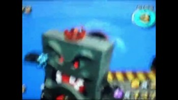 Super Mario Galaxy 2; Mounting the Whomp King