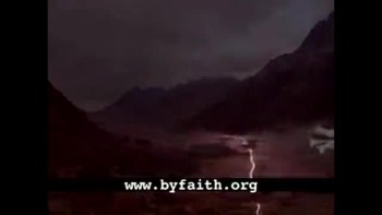 Mount Sinai - Thunder, Lightning and Moses