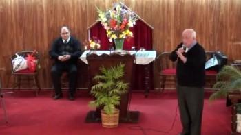 La unidad en el Espíritu (Efesios 4) Pastor Walter Garcia. 18-09-2011
