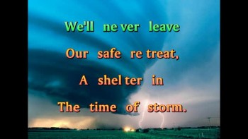 A Shelter In Time Of Storm