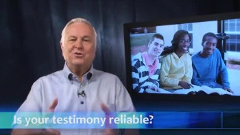 Bible: Fact, Fiction, or Fallacy: Is Testimony Reliable?