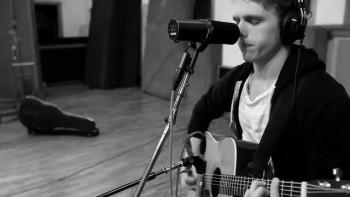 John Ball - Haiti (Be My Hope) in-studio performance