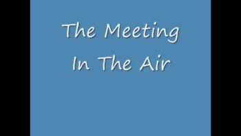 The Meeting In The Air