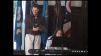 """Salvation's Story"" performed by Timothy & Bethany Deem"