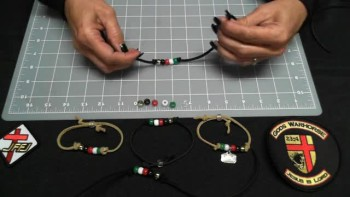 How to make Salvation bracelets